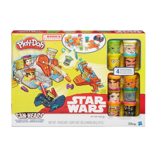 Star Wars Can-Heads All-Star Attack Set by Play-Doh