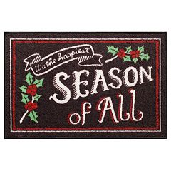 St. Nicholas Square® Happiest Season Rug - 20'' x 30''