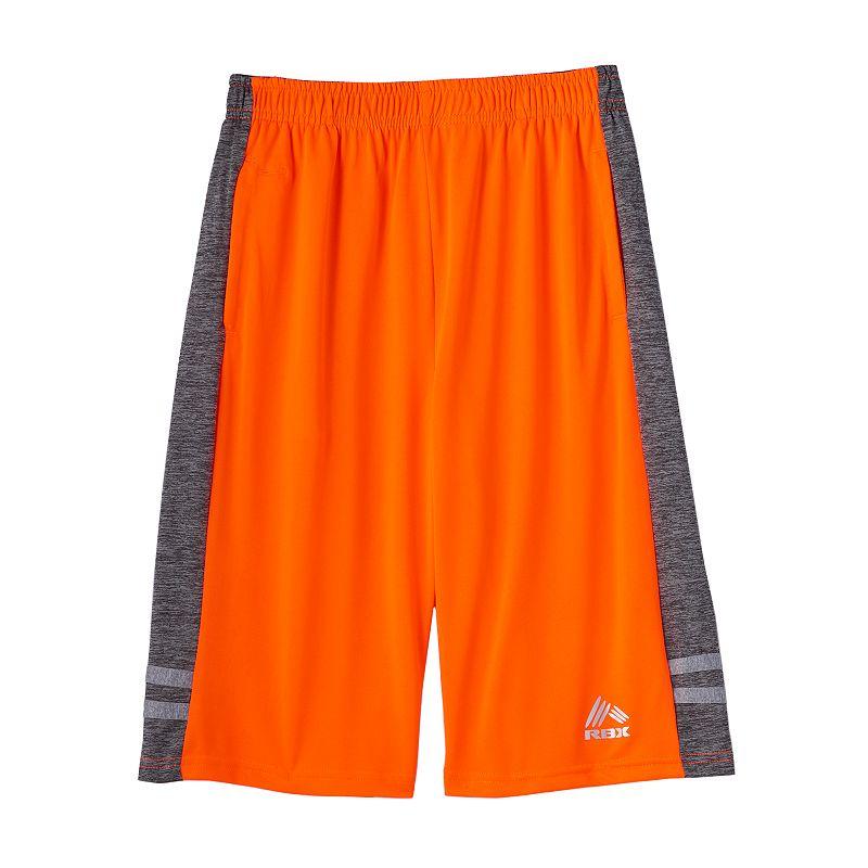 Boys 8-20 RBX Neon Performance Shorts