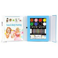 SpiceBox Face Painting and Temporary Tattoos Set