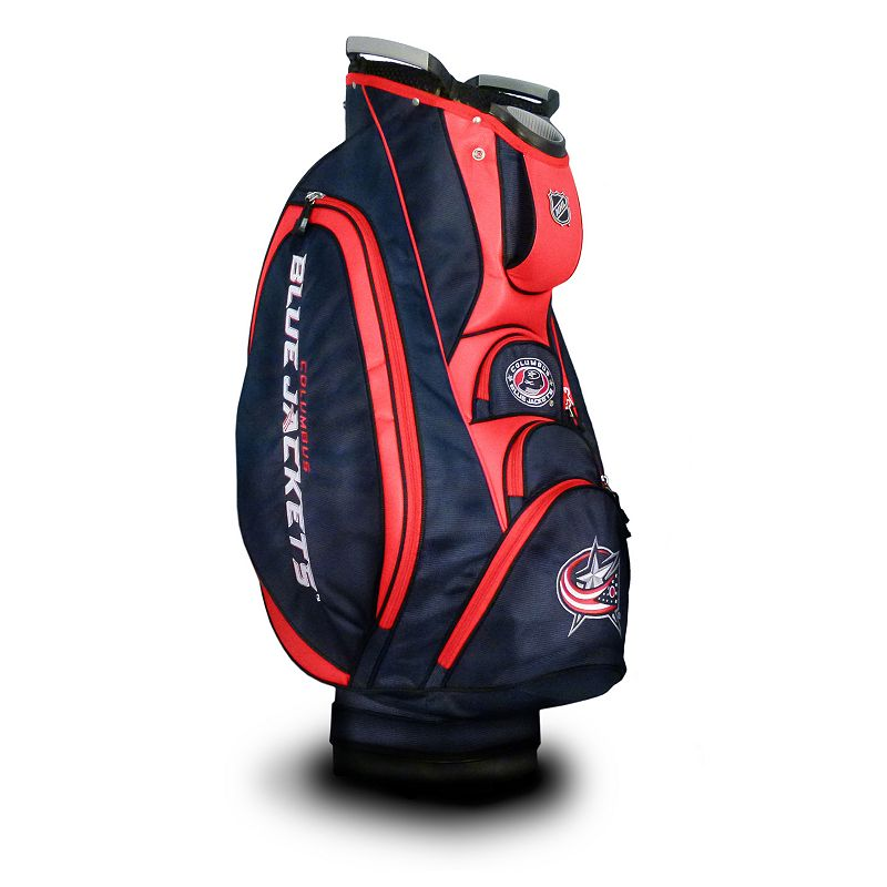 Team Golf Columbus Blue Jackets Victory Cart Bag