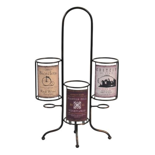Elements Label Wine Rack