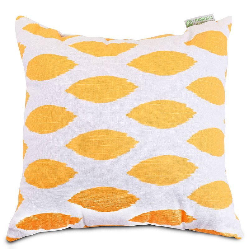 Kohls Yellow Throw Pillows : Cotton Polyester Ikat Bedding Kohl s