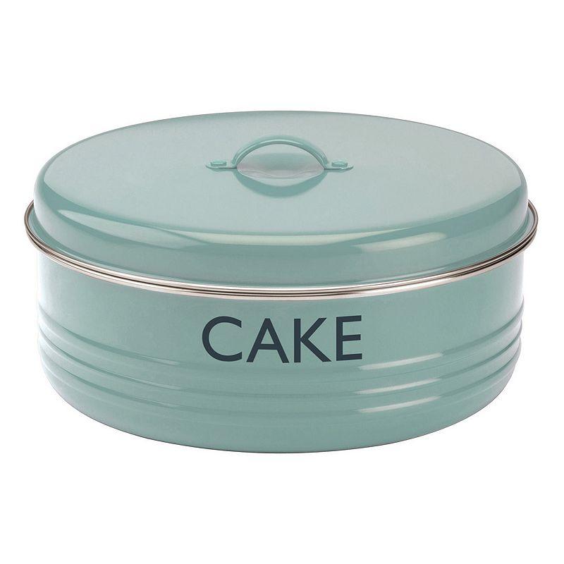Typhoon Vintage Kitchen 4.5-qt. Stainless Steel Cake Tin