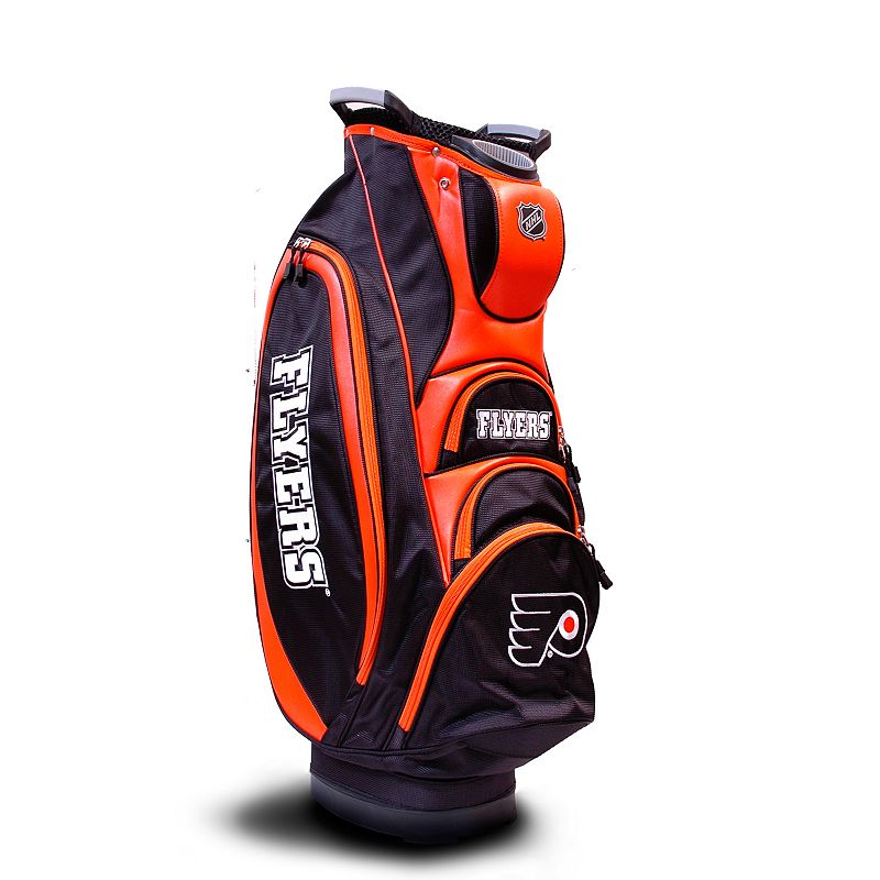 Team Golf Philadelphia Flyers Victory Cart Bag