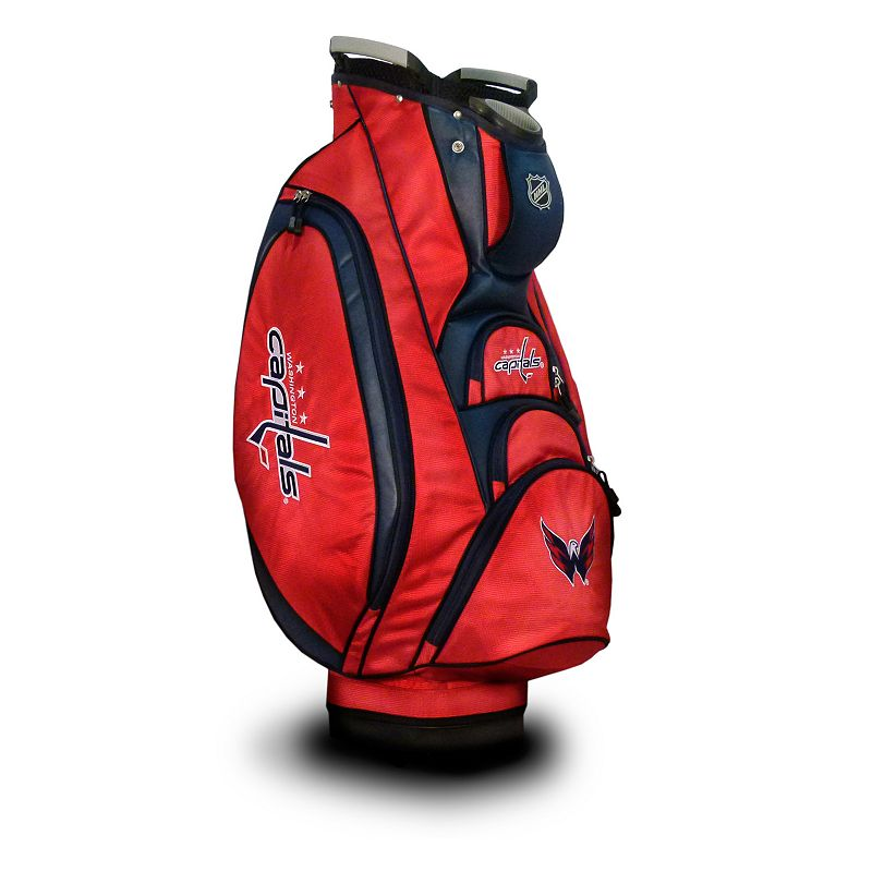 Team Golf Washington Capitals Victory Cart Bag