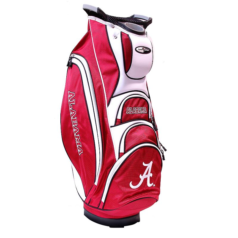 Team Golf Alabama Crimson Tide Victory Cart Bag