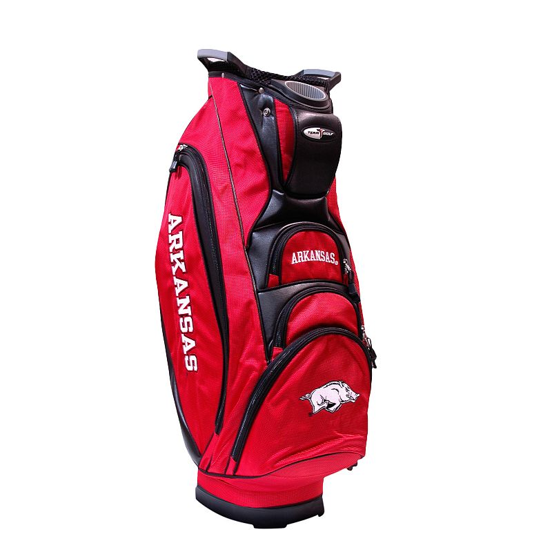 Team Golf Arkansas Razorbacks Victory Cart Bag