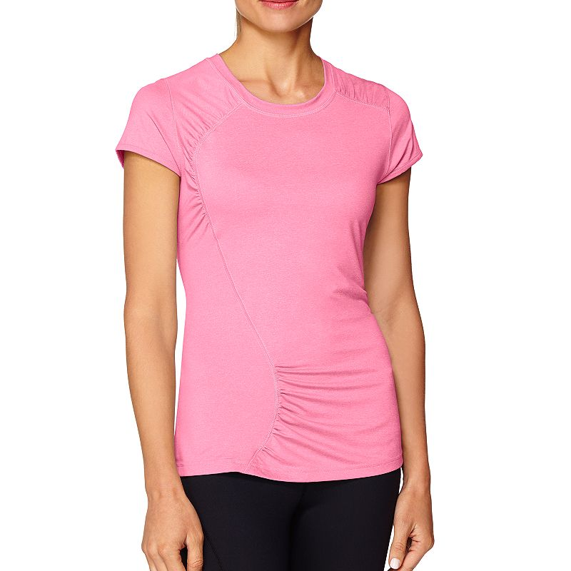 Women's Shape Active S-Curve Scoopneck Workout Tee