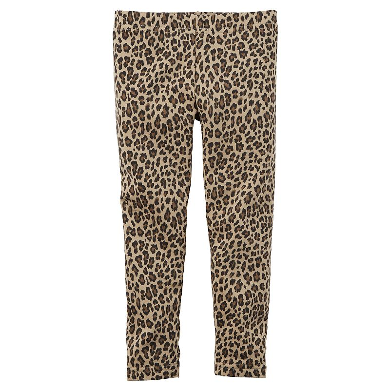 Girls 4-8 Carter's Printed Leggings