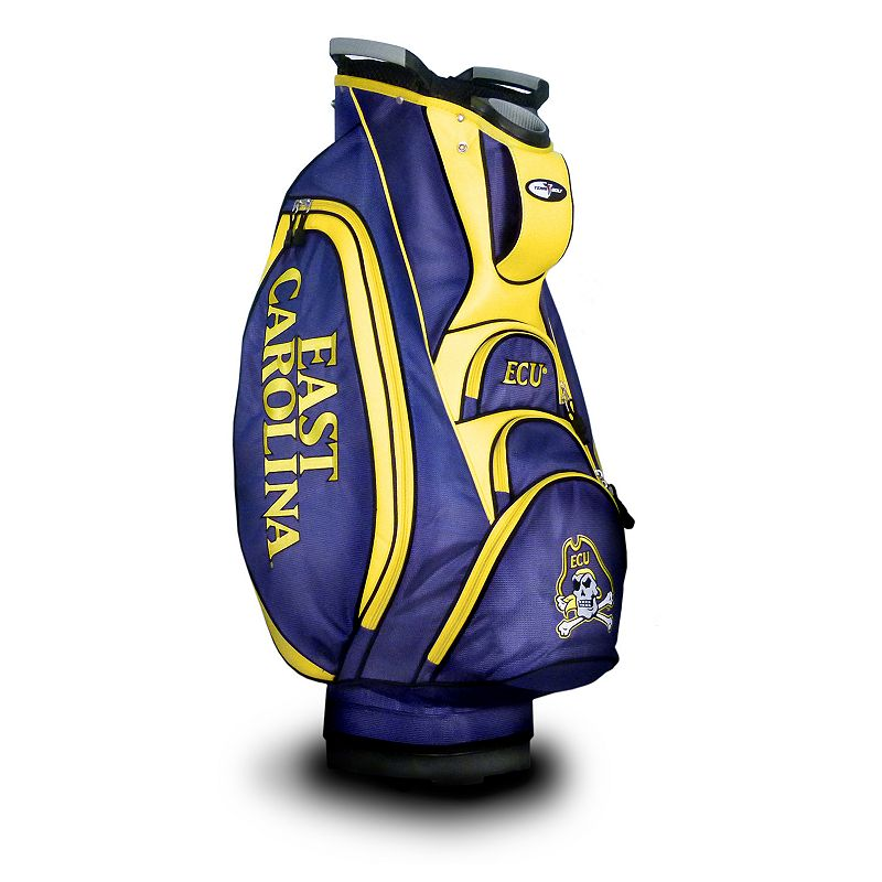 Team Golf East Carolina Pirates Victory Cart Bag