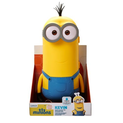 Minions 20-in. Kevin Storage Chest