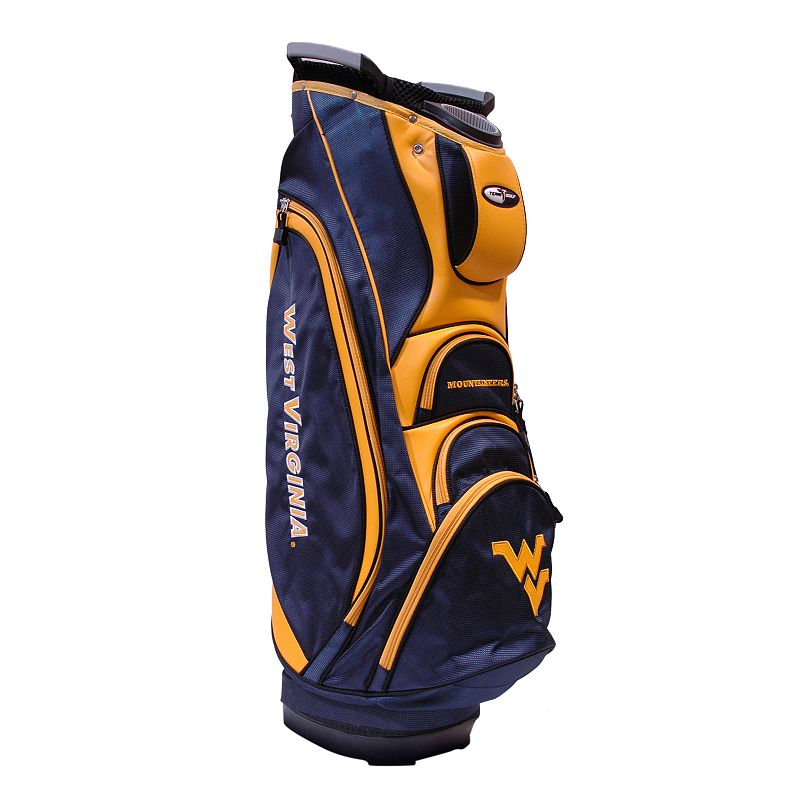 Team Golf West Virginia Mountaineers Victory Cart Bag