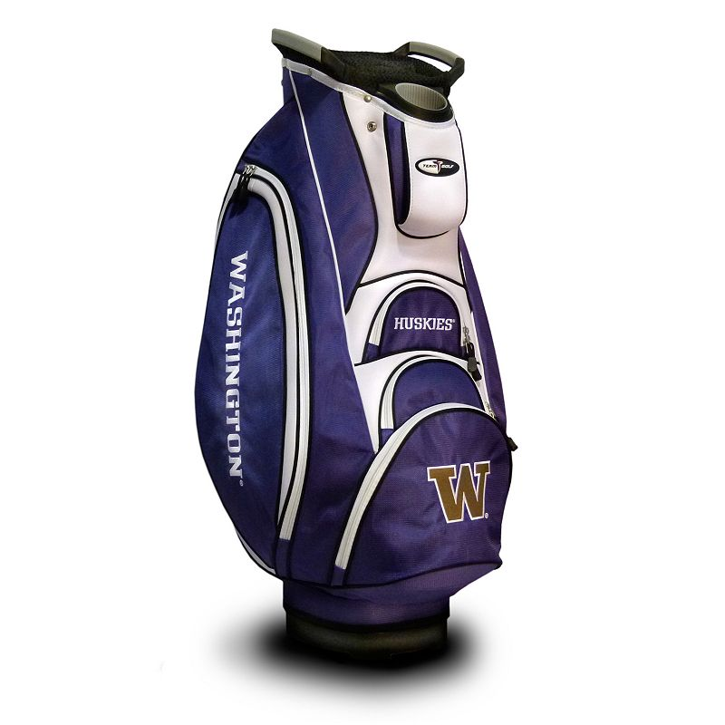 Team Golf Washington Huskies Victory Cart Bag