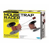 4M Mousetrap Racer Educational Kit