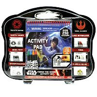 Star Wars: Episode VII The Force Awakens Finish The Scene Activity Pad