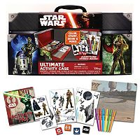 Star Wars: Episode VII The Force Awakens Ultimate Activity Case