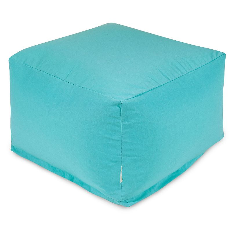 Majestic Home Goods Indoor Outdoor Large Ottoman