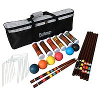 Hathaway 6-Player Croquet Set