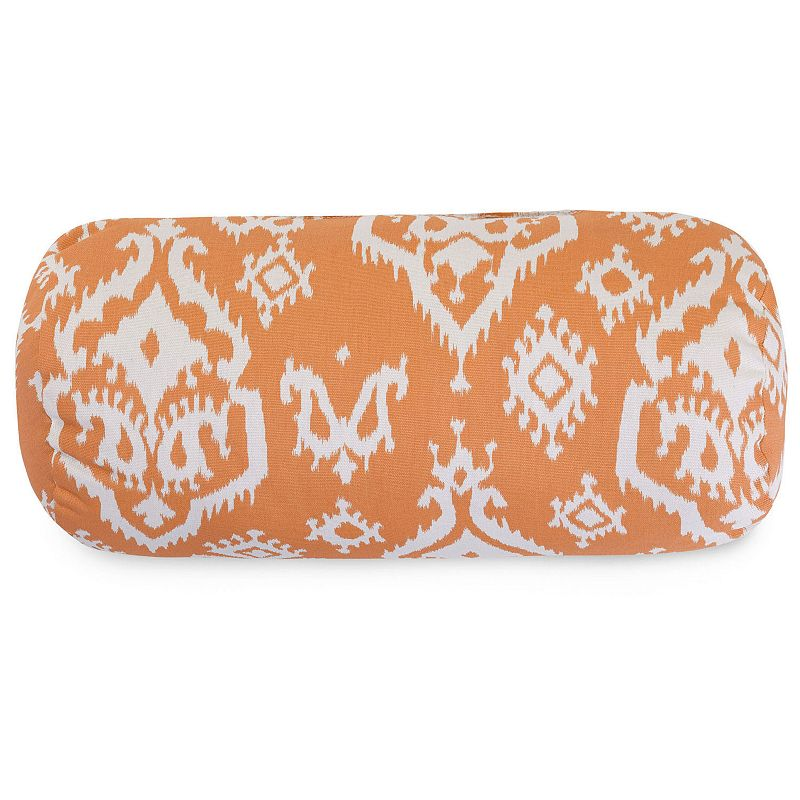 Majestic Home Goods Ikat Bolster Pillow