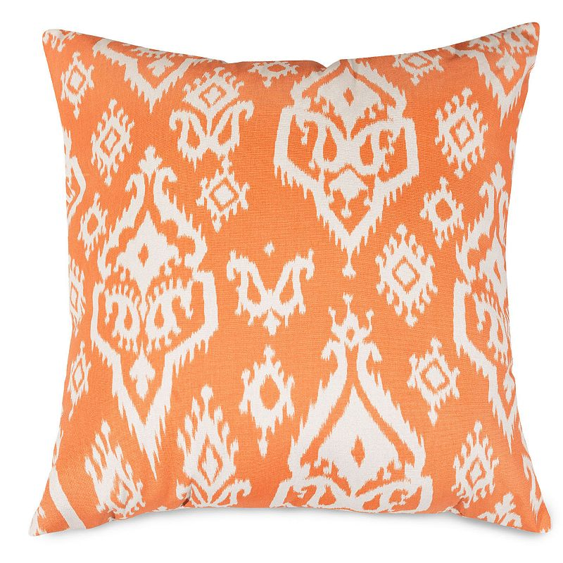 Majestic Home Goods Ikat Throw Pillow