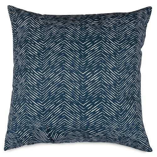Throw Pillows At Homegoods : Majestic Home Goods Herringbone Indoor Outdoor Throw Pillow