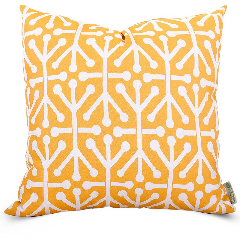 Kohls Yellow Throw Pillows : Majestic Home Goods Aruba Indoor Outdoor Throw Pillow