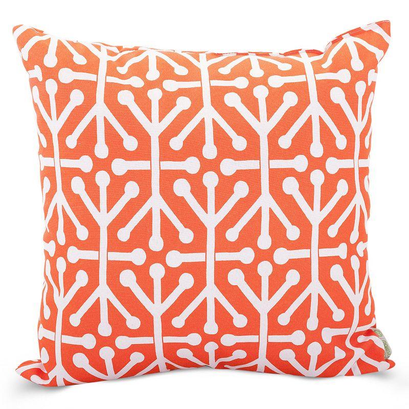 Majestic Home Goods Aruba Indoor Outdoor Throw Pillow