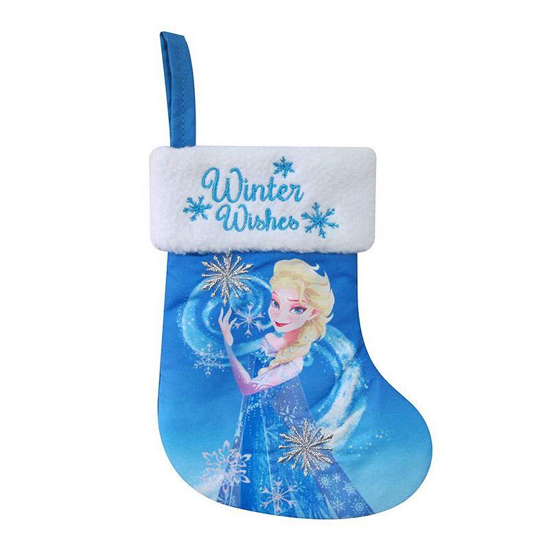 St. Nicholas Square 8-in. Disney's Frozen Elsa Mini Stocking