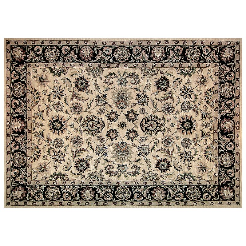 Loloi Maple Classic Floral Wool Rug