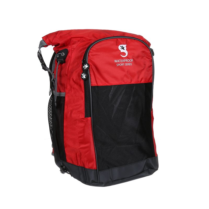 geckobrands Waterproof Sports Series All Sport Backpack