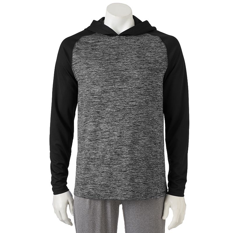 Men's Tek Gear® DryTEK Raglan Hoodie - Men