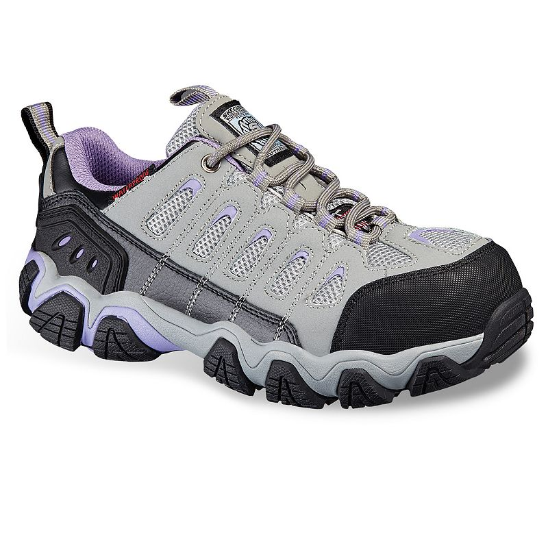 Skechers Blais Athol Womens Waterproof Steel Toe Work Shoes