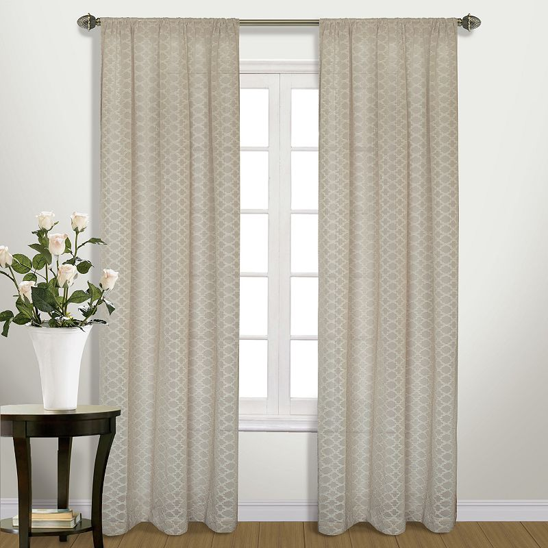 Taupe Window Curtain Kohl 39 S