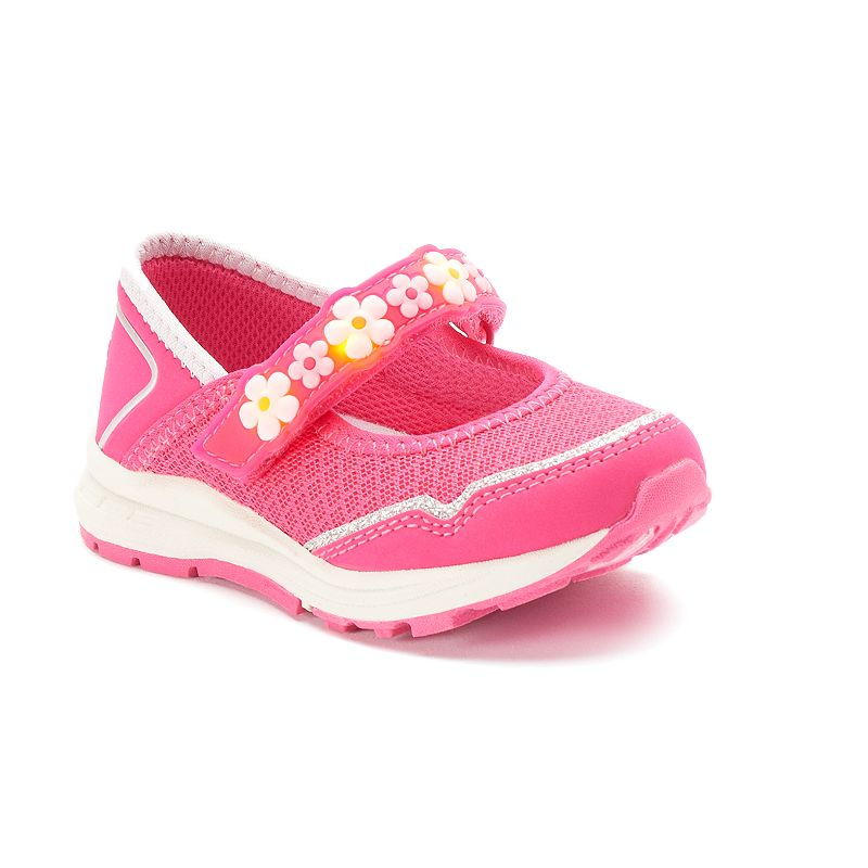 Carter's Toddler Girls' Casual Light-Up Shoes