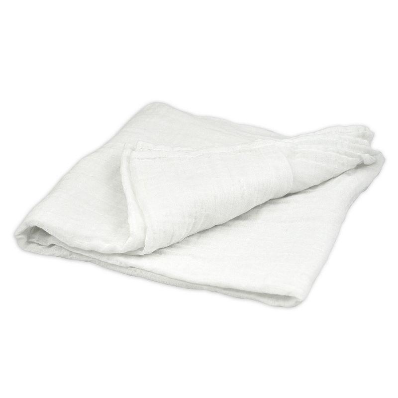 i play. Brights Organic Muslin Swaddle Blanket