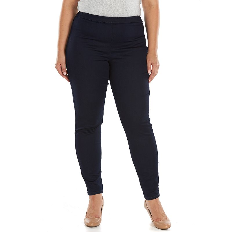 Plus Size Jennifer Lopez Skinny Jeggings