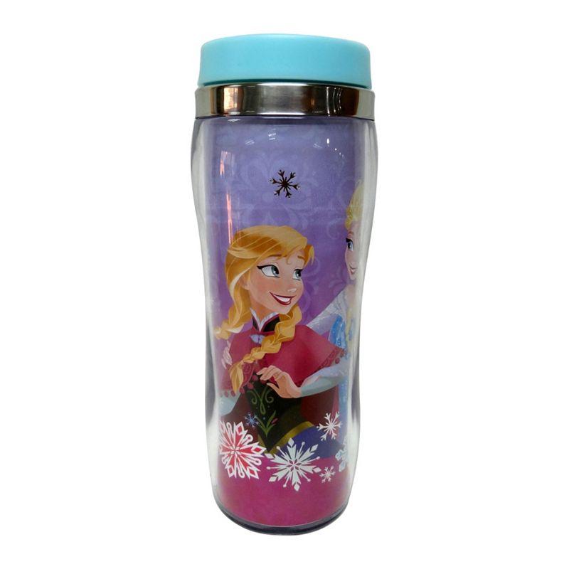 Disney's Frozen Elsa & Anna 16-oz. Travel Mug by Jumping Beans®