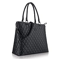 Solo Classic 15.6-inch Laptop Shoulder Bag Tote