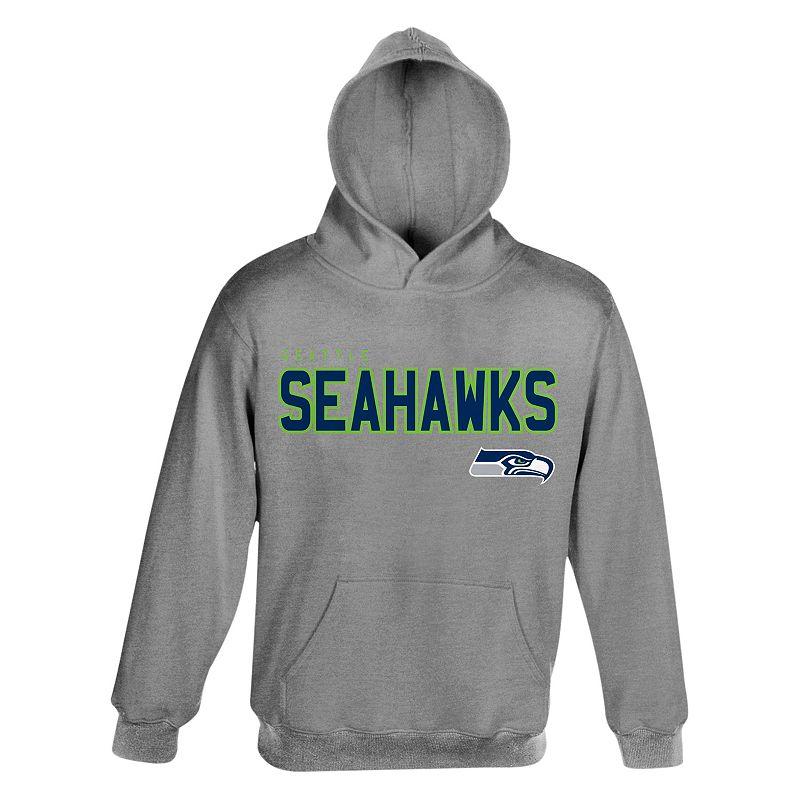 Boys 4-7 Seattle Seahawks Promo Fleece Hoodie
