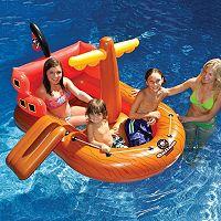 Swimline Galleon Raider Inflatable Pool Toy