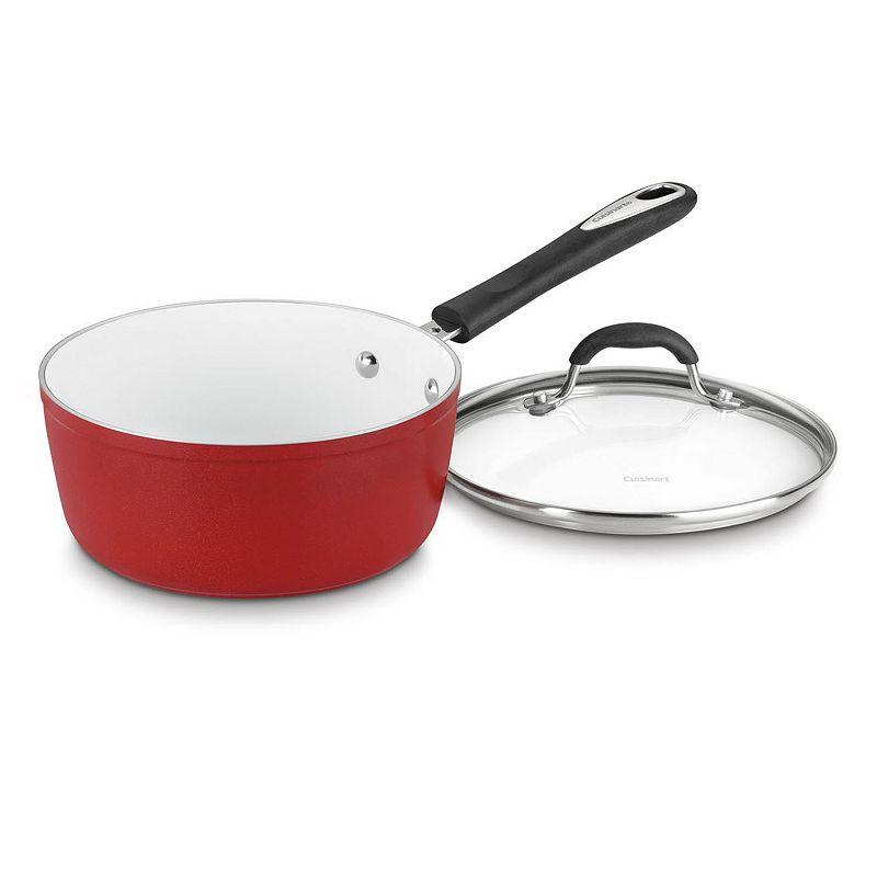 Cuisinart Ceramic 3-qt. Sauce Pan