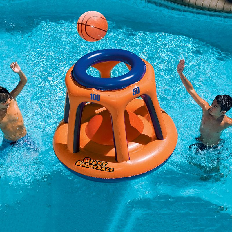 Blue Wave Giant Shootball Inflatable Pool Toy