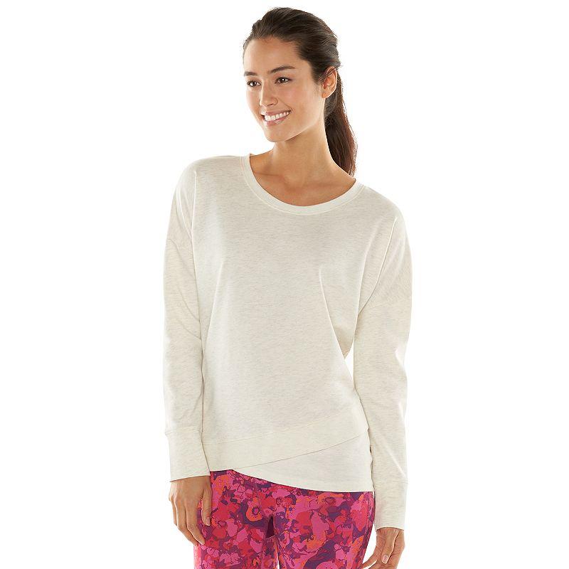 Women's Gaiam Studio to Street Vitality Sweatshirt