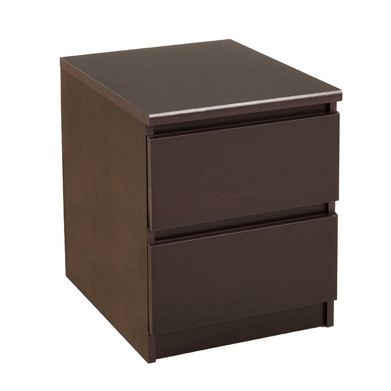 Tvilum Scottsdale 2-Drawer Coffee Nightstand