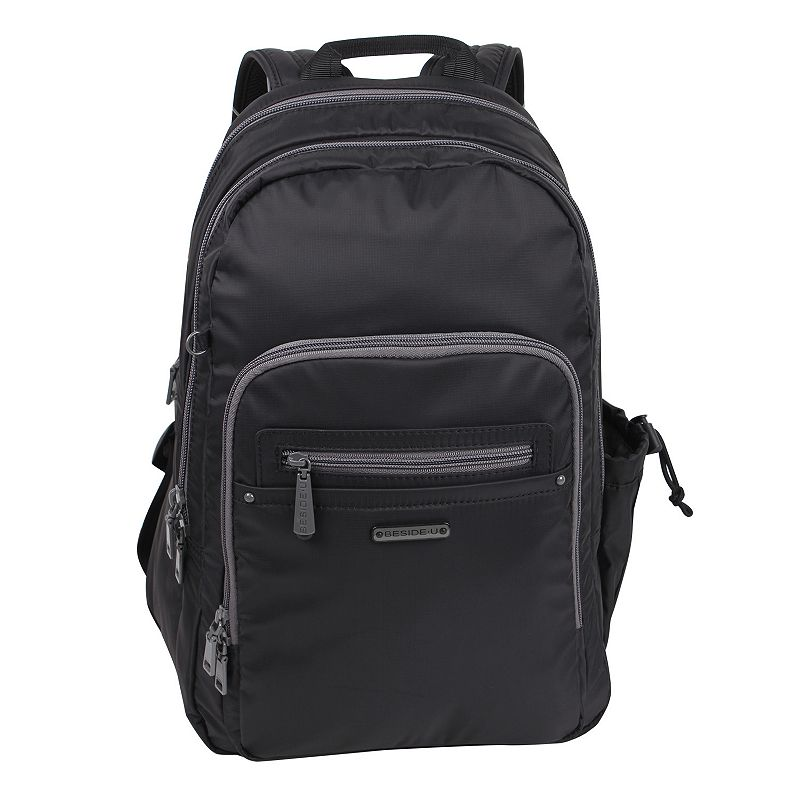 Beside-U Indianapolis Water-Repellent 15.4-inch Laptop Backpack