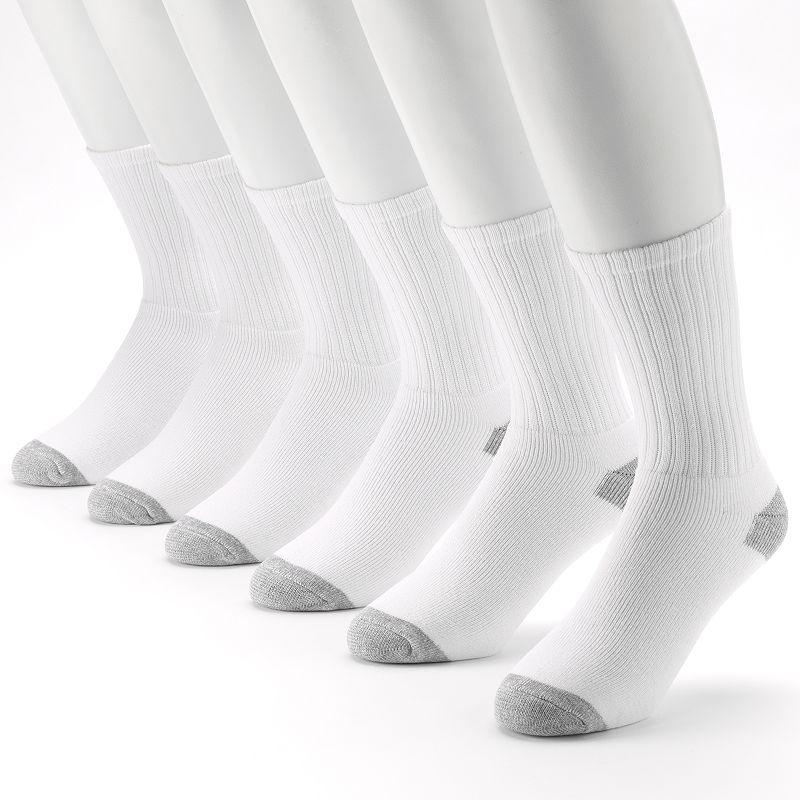 Tek Gear® 6-pk. Crew Socks - Men