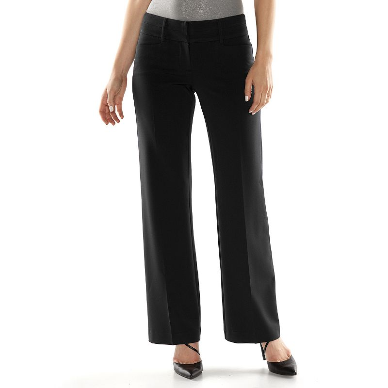 Petite Apt. 9® Modern Fit Dress Pants