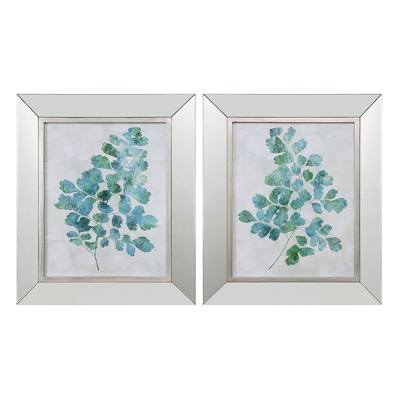 Kohls Home Decor Wall Art ~ Wood mirrored wall decor kohl s