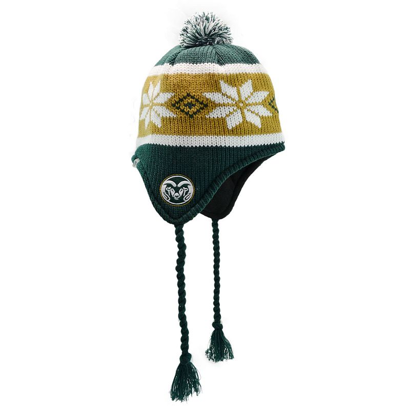 Adult Top of the World Colorado State Rams Squall Knit Cap
